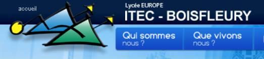 Lycée ITEC - Boisfleury, Grenoble