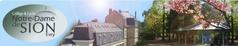 Lycée Notre-Dame de Sion, Evry