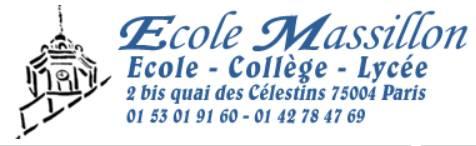 Lycée Massillon, Paris