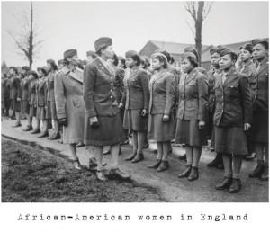 African-American-women-in-England