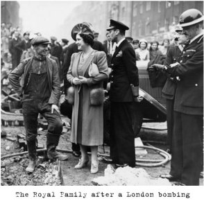 The-Royal-Family-after-a-London-bombing