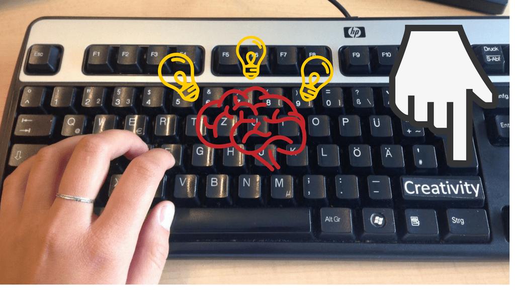 Fluch unserer PR-Arbeit: Kreativität auf Knopfdruck