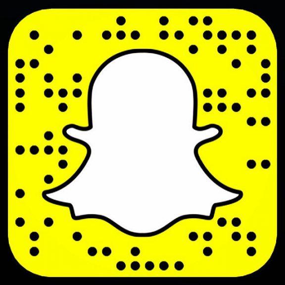 Snapchat Logo im Social Media Überblick