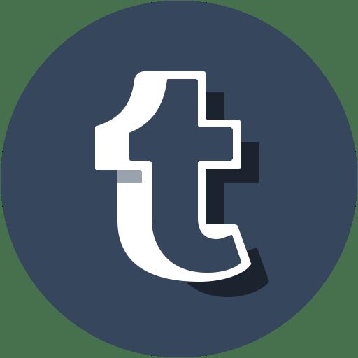 Tumblr Logo im Social Media Überblick