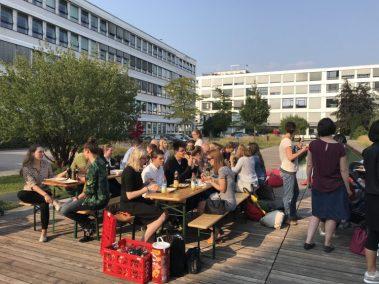 Sommerfest bei Maisberger