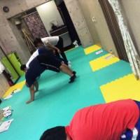 体幹,トレーニング,セミナー,中高生