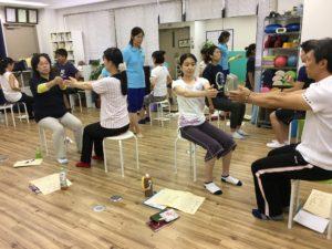 シニア,コアコン,いろは体操,JCCA,大阪
