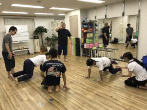 フィットネス,運動指導者,勉強会,大阪