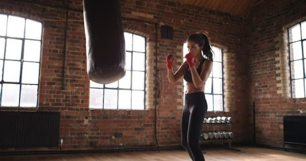 punches workout