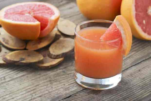 grapefruit juice weight loss drinks