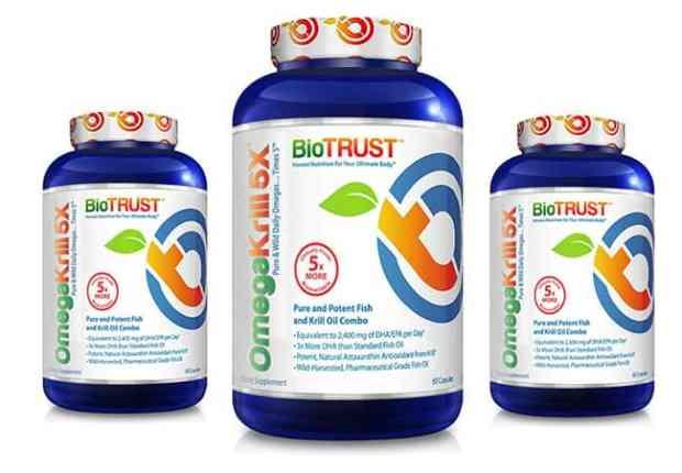biotrust krill oil