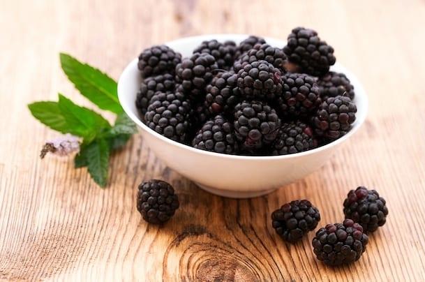 blackberries superfoods