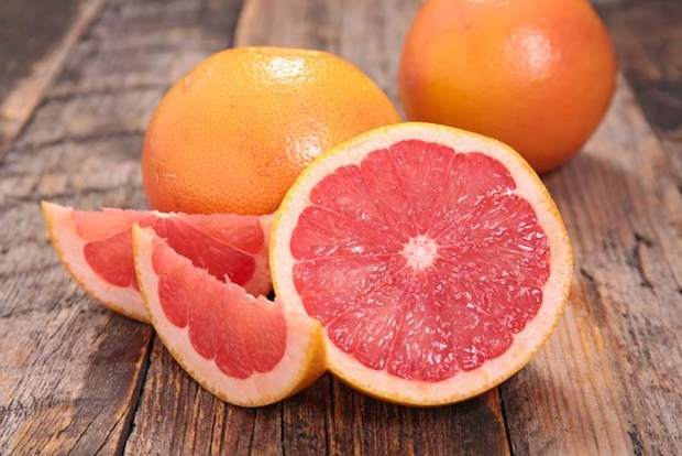 grapefruit superfood