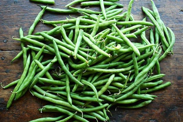 green beans superfood