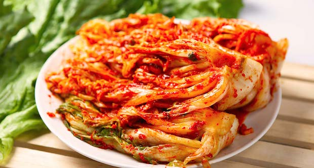 kimchi superfood