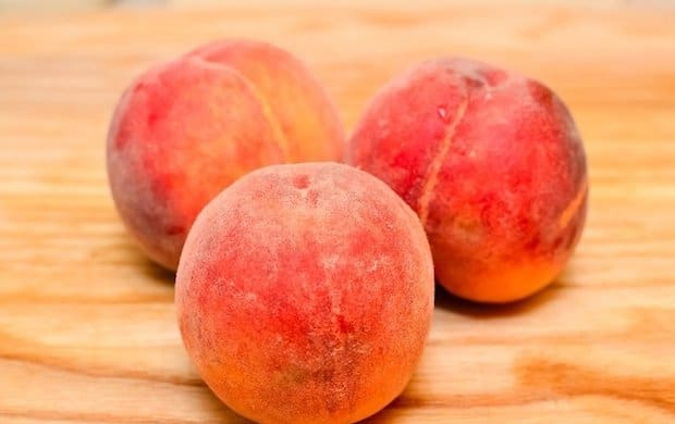 peaches superfood