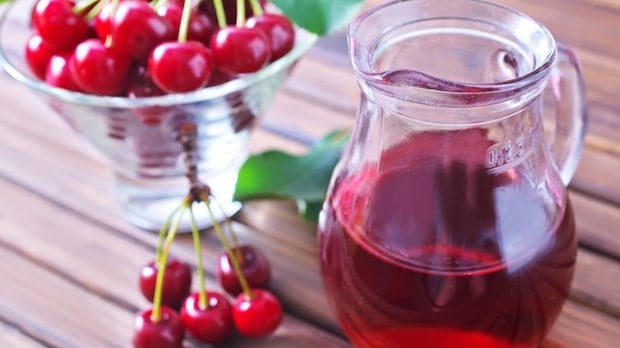 tart cherry juice superfood