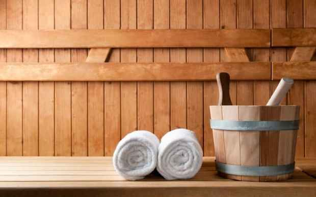 sauna detox your body
