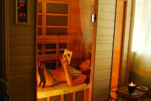 infrared vs dry sauna