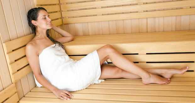 sauna weight loss tips