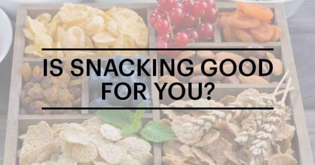 good snacks for losing weight