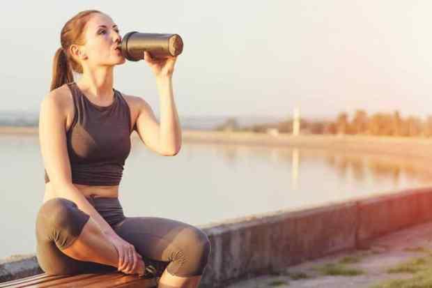 protein shake detox