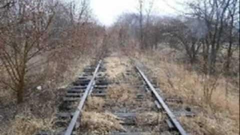 Image result for abandoned railroad tracks