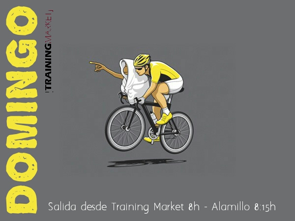 Salida bici carretera Domingo 25
