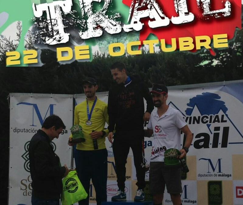 Dorian tercero en Chamizo Trail