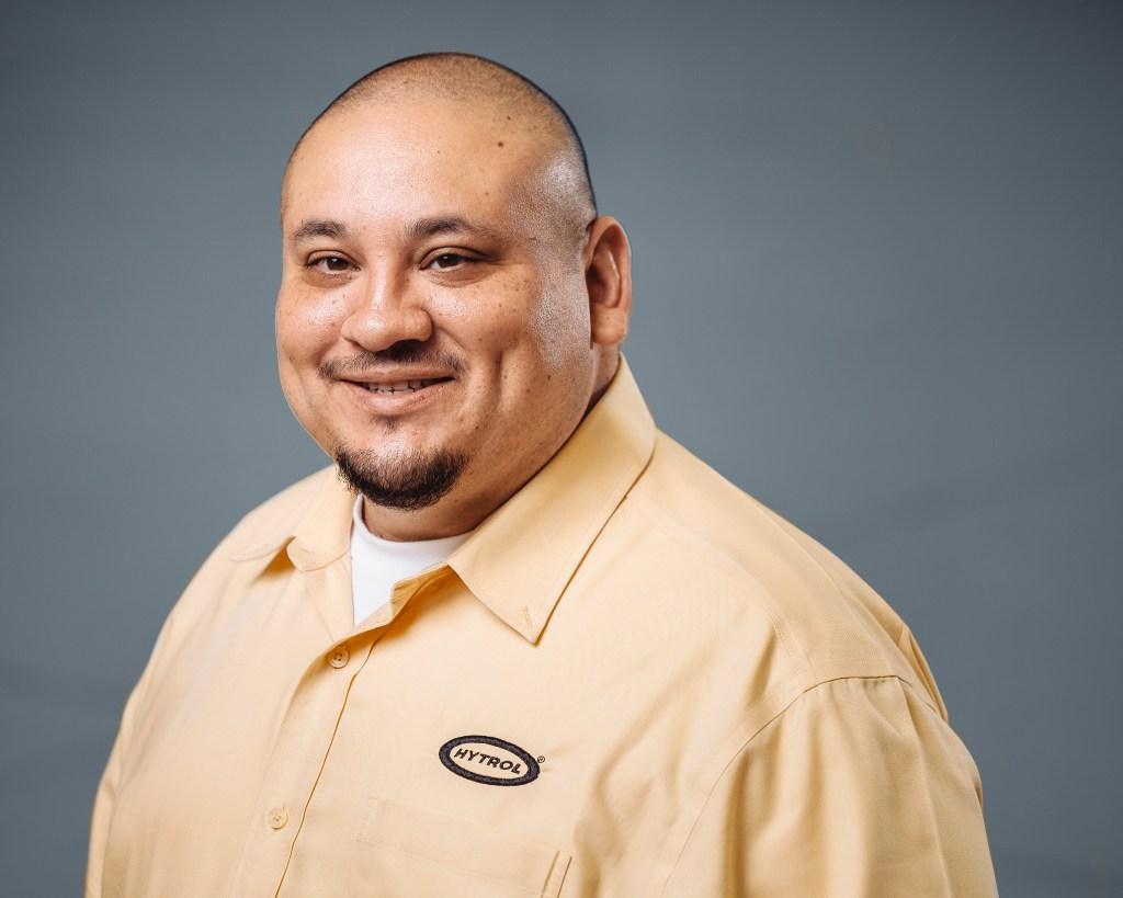 Juan Tapia, Customer Training Specialist