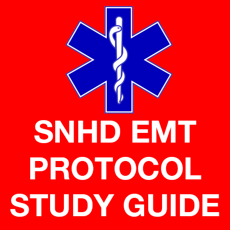 SNHD EMT Protocol Study Guide