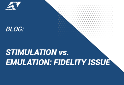 Stimulation Versus Emulation: The Fidelity Issue