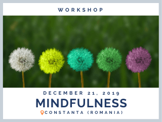 Mindfulness, Deadline: 12/12/19