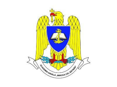 Academia Navala Mircea cel Batran Constanta logo