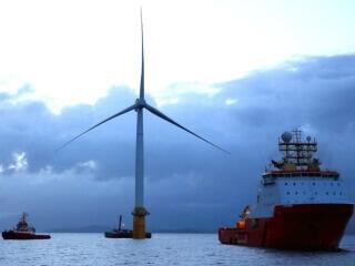 Blue economy offshore wind