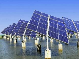 Blue economy solar ocean energy
