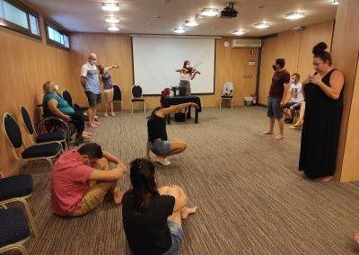 Respectful learning environment, July 2021, Santa Cruz