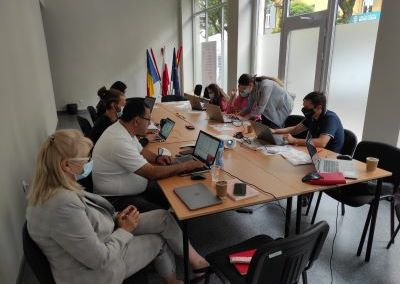 Using ICT for inclusion, August 2021, Czestochowa, Poland