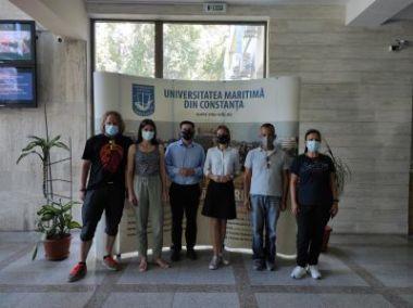 DIGCIT Project meeting in Constanta 5