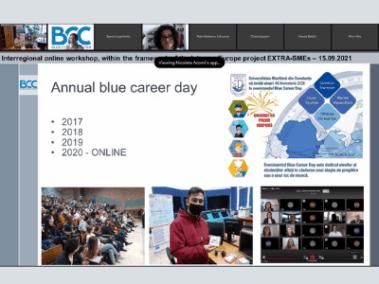 Blue economy sectors