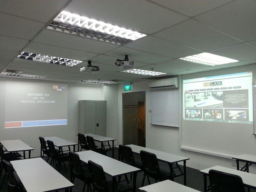 rental rates seminar room singapore