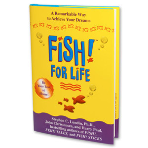 Fish For Life Book