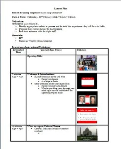 Modified Lesson Plan - 9