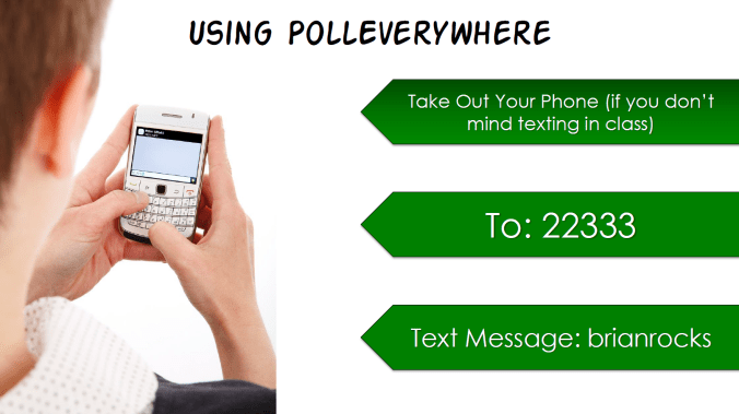 PollEverywhere (Instructions)