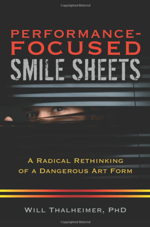 Performance-focused Smile Sheets