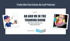 Betty Dannewitz on AR and VR in training