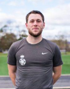 Trainer Douglas Cambridge