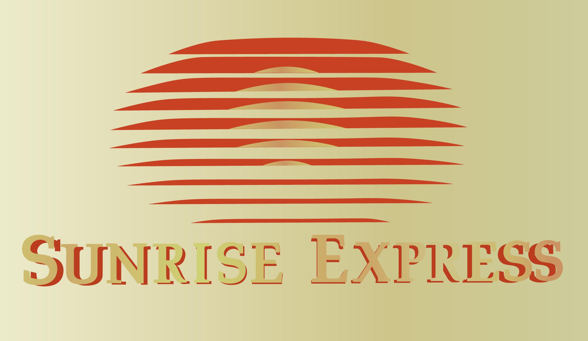 サンライズエクスプレスのロゴマーク