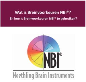 Plaatje Wat is Breinvoorkeuren NBI