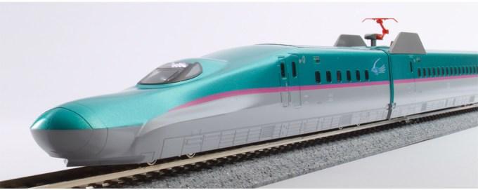 """E5 Shinkansen """"Hayabusa"""".jpg"""